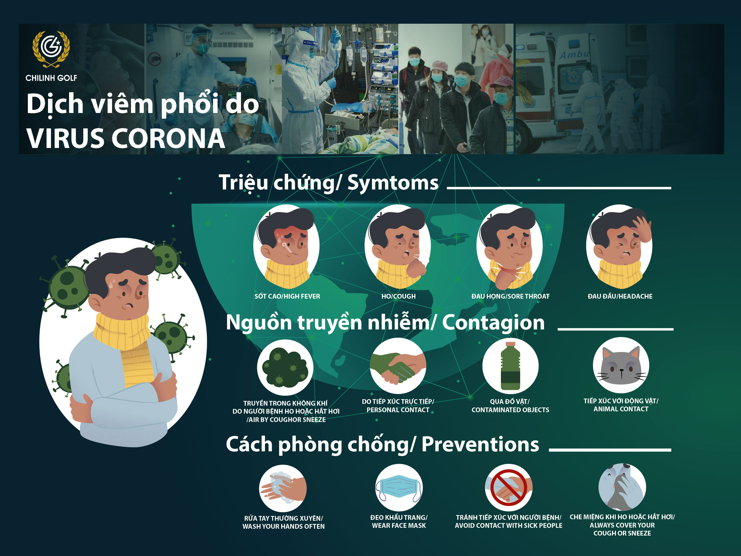 THÔNG BÁO: NHẬN BOOKING TRONG MÙA DỊCH VIRUS CORONA/ ANNOUCEMENT: BOOKING POLICY DURING COVID-19 PERIOD